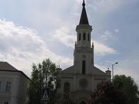 Calvinist Church-Nyíregyháza