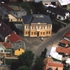 Aerial View Of The Town-Újfehértó