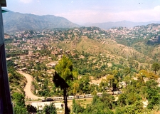 View Of Solan