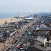 Aerial View Of Great Yarmouth