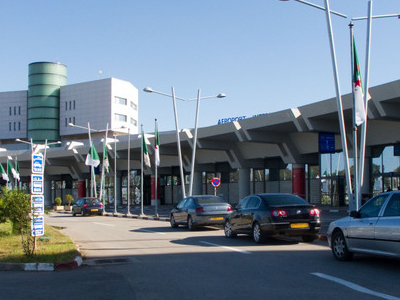 Houari Boumediene International Airport
