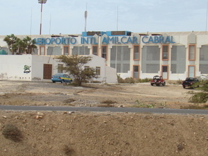 Amilcar Cabral International Airport