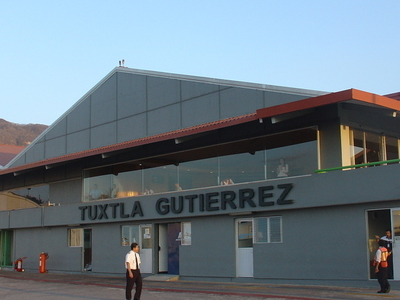 Francisco Sarabia National Airport