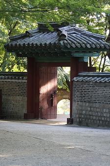 A Gate Around Juhamnu Area
