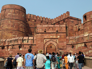 Private Agra Day Tour: Taj Mahal, Agra Fort & Kachhpura Village Photos
