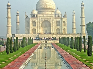 Private Tour: Agra, Taj Mahal & Fatehpur Sikri Day Trip From Delhi Photos