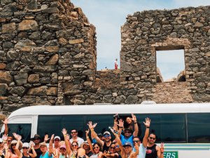 Aruba Cruise Passengers Half Day Tour