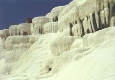 A Hanging Limestone Wall