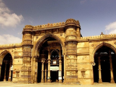 Ahmedabad Jama Masjid