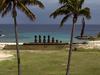Ahu Naunau - Easter Island