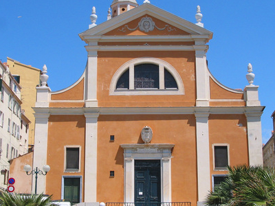 Ajaccio Cathedral