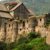 Akhtala Monastery And Fortress Walls