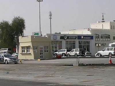 Al Ain - Buraimi Border