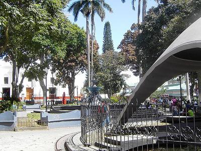Alajuela Central Park