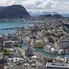 Alesund Norway - Art Deco Buildings