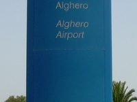 Alghero Fertilia Airport