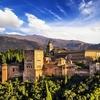 Alhambra Fortress - Granada Spain