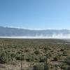 Alkali Dust Storm At Owens Lake