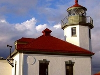 Alki Point Light