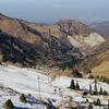 Almaty From Shymbulak