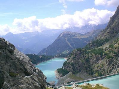 Alpe Gera Dam