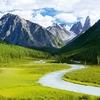 Golden Mountains Of Altai