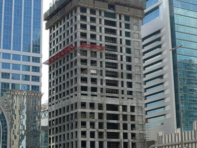 Al  Yaquob  Tower  Under  Construction