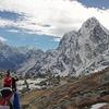 Ama Dablam - Taboche & Cholatse Peaks - Nepal