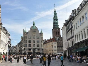 Copenhagen Shore Excursion: Copenhagen City Hop-on Hop-off Tour Photos