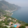 Amalfi Coast Looking South From Ravello