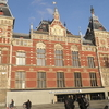 Amsterdam Centraal Railway Station Entrance