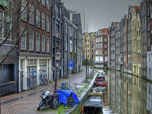 Amsterdam Pubcrawl Photos