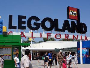 Anaheim Round-Trip Theme Park Transfer: LEGOLAND® California Photos
