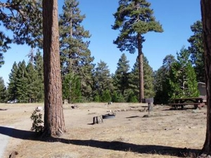 Angeles Chilao Campground