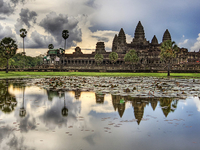 Tours to Angkor, the cultural tours in Siem Reap town/province