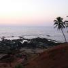 Anjuna Beach Sunset