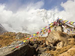 Annapurna Base Camp (Sanctuary) Trek Photos