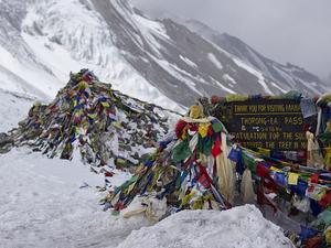 Annapurna Circuit Trekking- 21 Days Photos