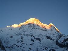 Annapurna Sunrise