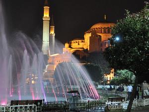 Antalya by Night Photos