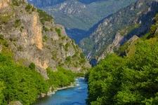 Aoos River @ Aoos Valley