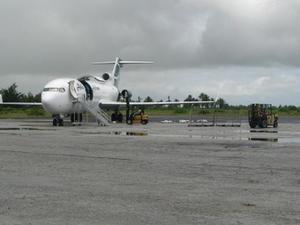 Christmas Island Airport