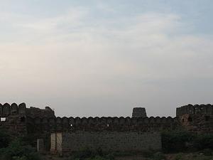 Gandikota Fort