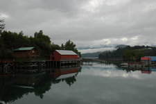 A Portion Of Halibut Cove.