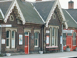 Appleby Rail Station