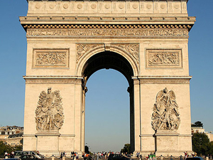 Arc de Triomphe Walking Tour with Access to the Summit Photos