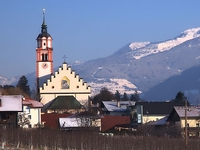 Archangel Michael Pilgrimage Church