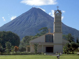 Arenal Volcano and Hot Springs Day Trip from Guanacaste Photos
