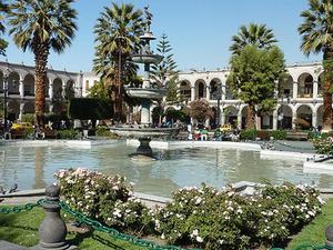 Arequipa City Tour and Santa Catalina Photos