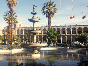 Arequipa City Tour + Sta Teresa Photos